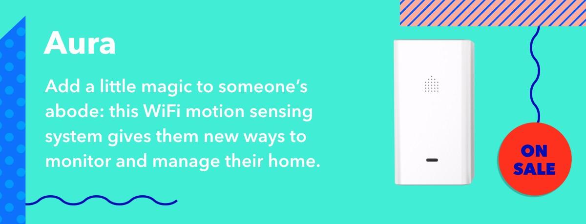 Aura Wifi Motion Sensing System