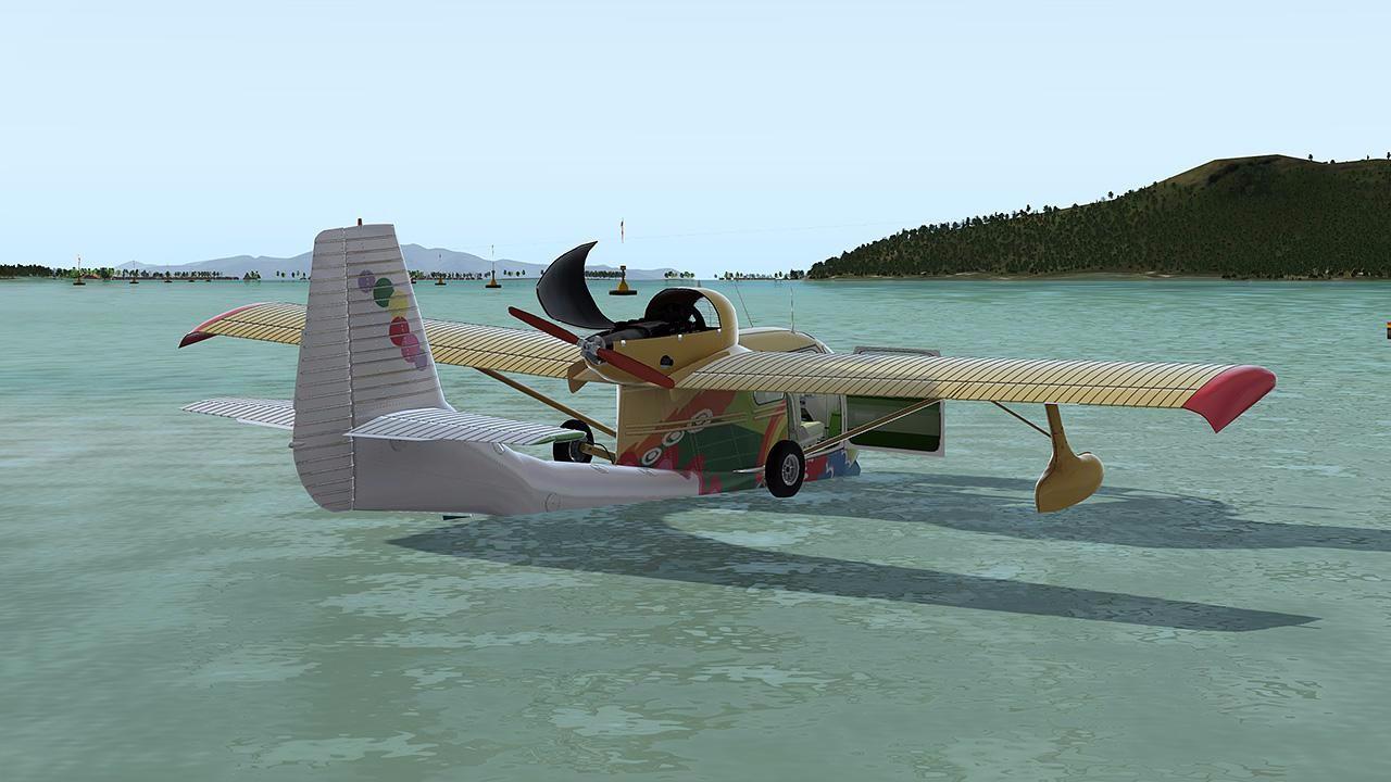 Austin's X-Plane 11 Flight Model Updates