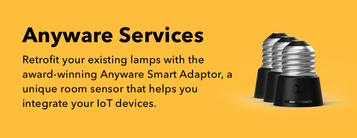 Anyware Services Applets