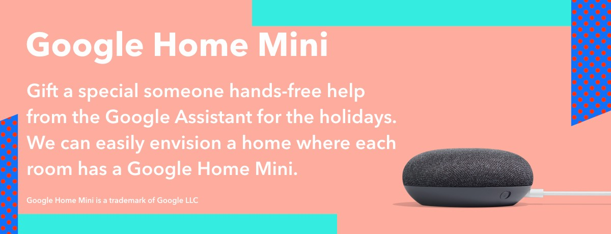 Google Home Mini for $49