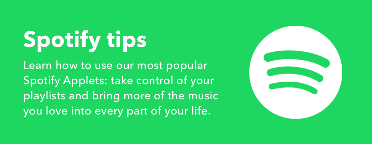 Spotify tips