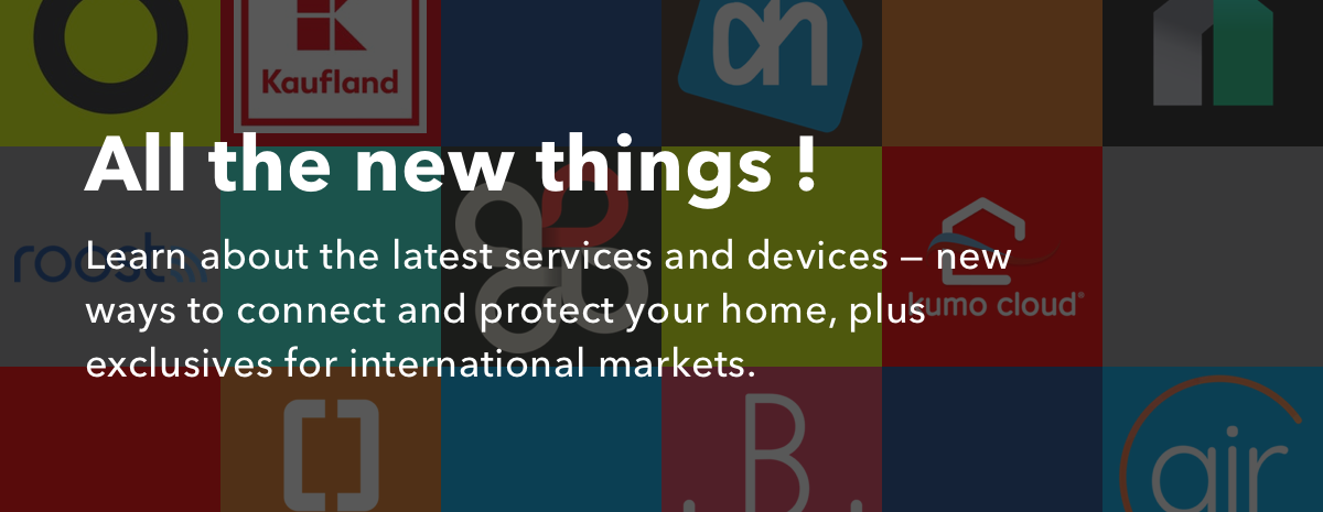 Latest home tech, exclusives for international markets, and more — new on IFTTT