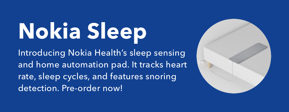 Learn about Nokia Health Sleep