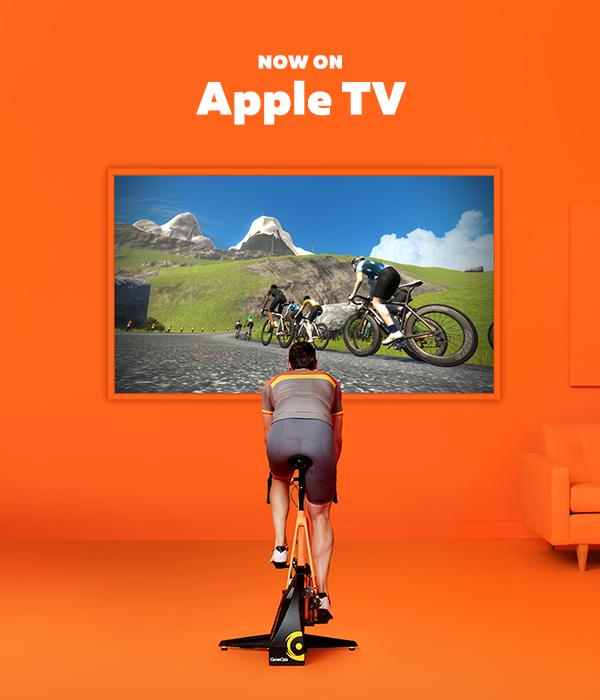 Now on Apple TV
