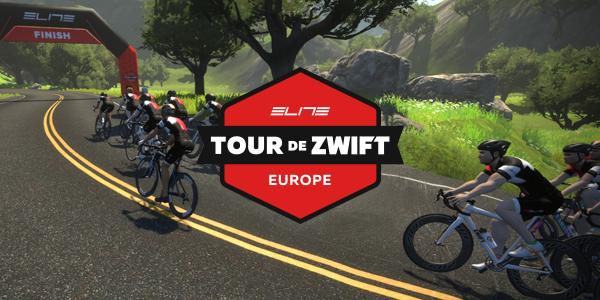 Tour de Zwift - Europe