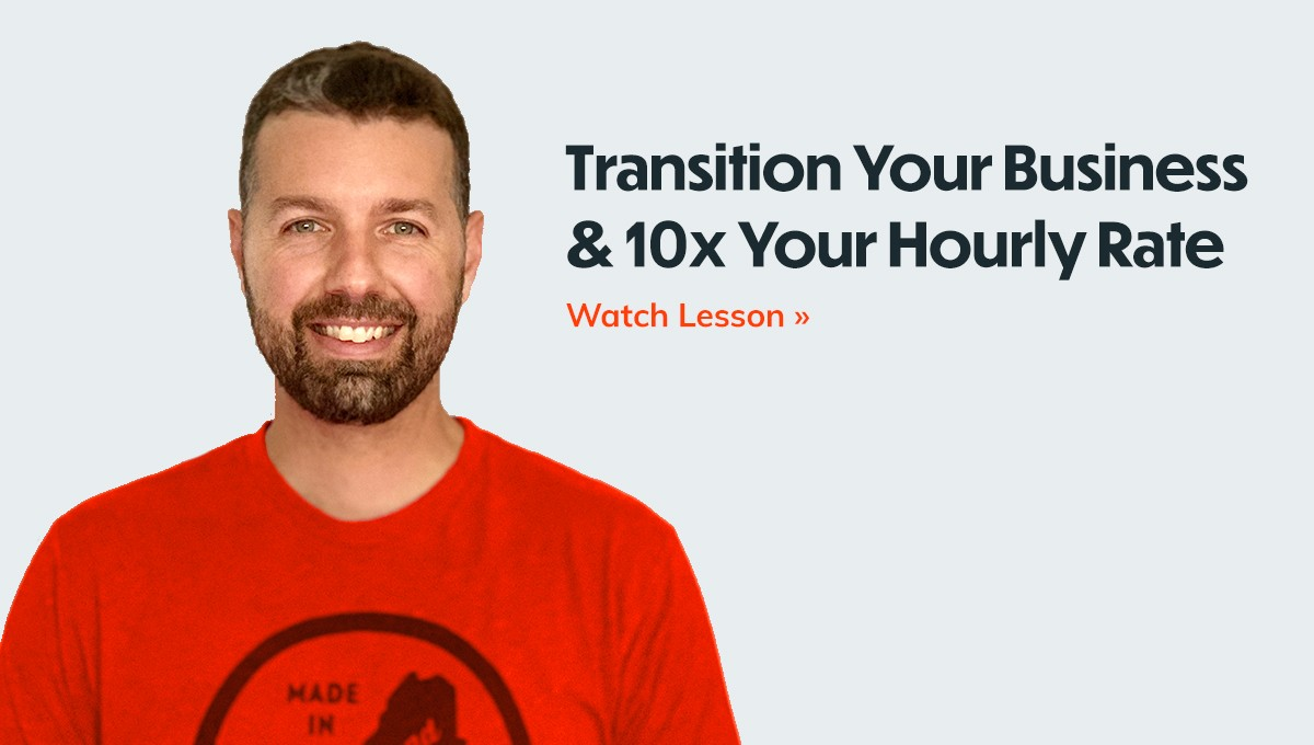 How to 10x Your Hourly Rate Without 10xing Your Time