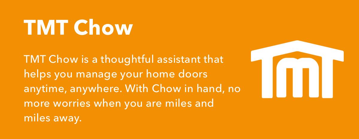 TMT Chow!