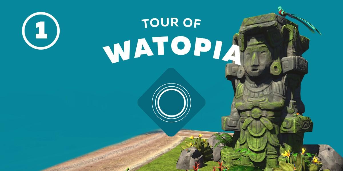 Tour of Watopia - Stage 1